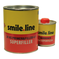 Smile.Line 2K HS primer&filler Polyfiller