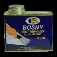 Смывка краски Bosny Paint remover