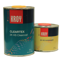 Kroy лак Cleartex HS