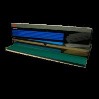 3М 245 зелёные, Зерно P40, размер 70 х 425 мм