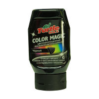 Полироль Turtle Wax Color Magic черный